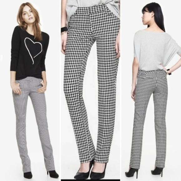 4 NWT Tan New Women/'s Express Stylist Slacks Sizes 0